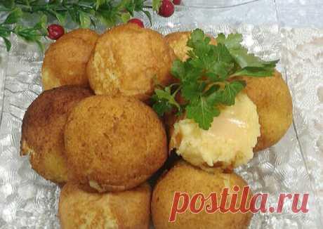 Картофельные крокеты - пошаговый рецепт с фото. Автор рецепта Татьяна . - Cookpad