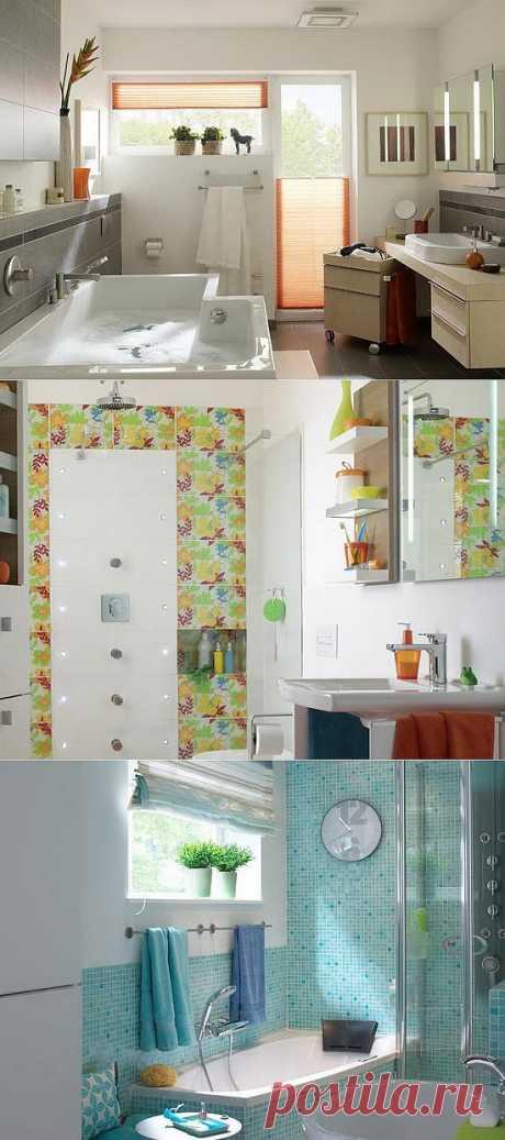 Ремонт в ванной комнате | МОЙ ДОМ