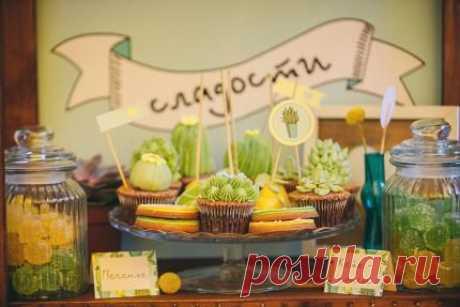 Candy Bar создает изумительно веселую атмосферу праздника | La amo