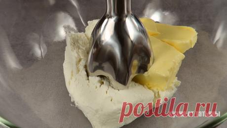 Творожное печенье🌷 Просто сказочный рецепт к чаю за10 минут!   Кухня от Татьяны   Яндекс Дзен
