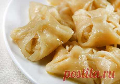 Ютангзы: пампушки из теста, начиненные… тестом (Азиатская кухня) — Фактор Вкуса