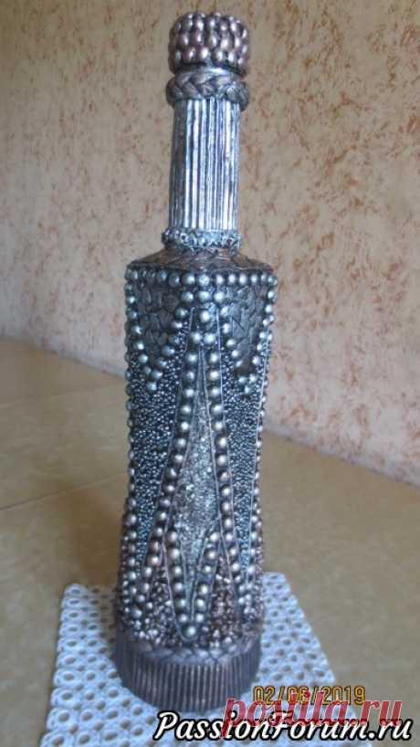 И шкатулка, и бутылка - запись пользователя Надин (Надежда Чернышева) в сообществе Декор в категории Декор. Работы пользователей