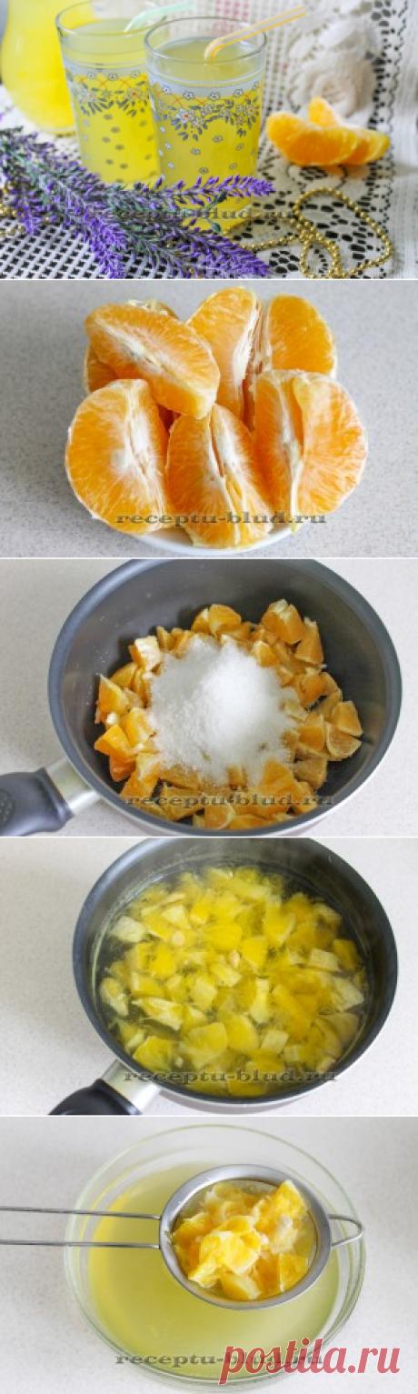 El kisel de las naranjas – la receta del kisel de naranja