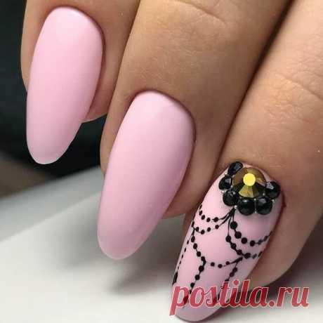 Невероятно-красивая подборка маникюра 2019-2020, новинки дизайна ногтей, актуальные сегодня + фото   Moydoms.ru   Яндекс Дзен