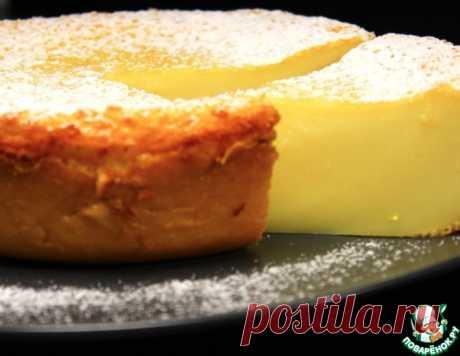 "Пирог ""Птичье молоко"" – кулинарный рецепт"