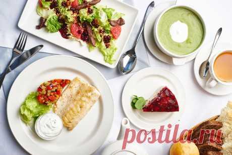 Что лучше есть на обед при правильном питании