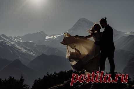 Про любовь в горах...