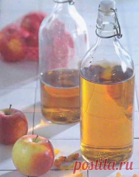 Домашний яблочный уксус     :)
