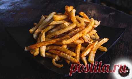 Почему при холестерине стоит отказаться от жареной картошки и картошки фри