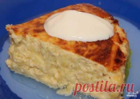 El tostado de los calabacines con mankoy - poshagovyy la receta de la foto en Повар.ру