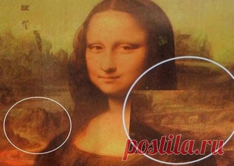 Мона Лиза была беременна? Загадки знаменитой картины Леонардо да Винчи, которые пока не разгаданы