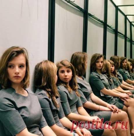 """Очередная """"загадка на весь интернет"""". Сколько девушек на фотке?"""