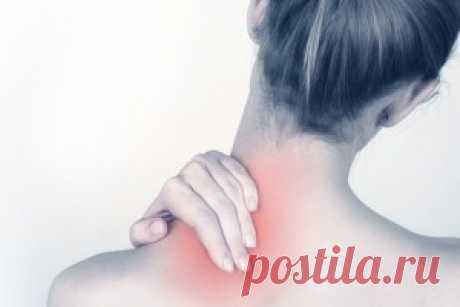 Боль в шее: лучший комплекс при остеохондрозе