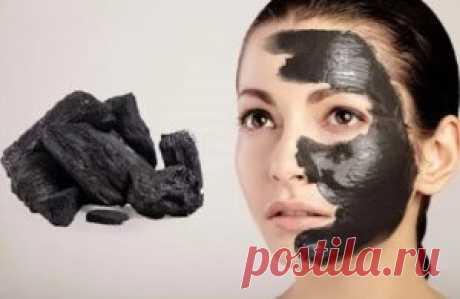 Маска с активированным углем спасет вашу кожу