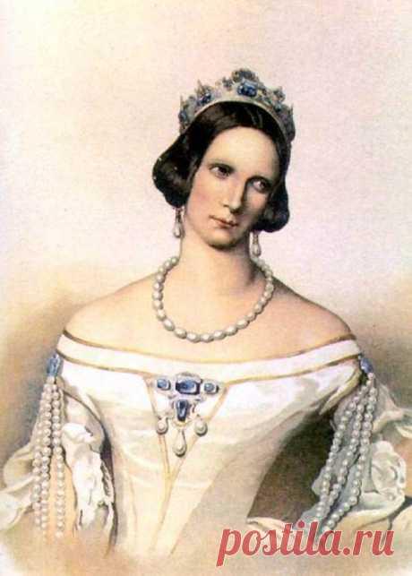 Александра Федоровна — супруга Николая I - Империя