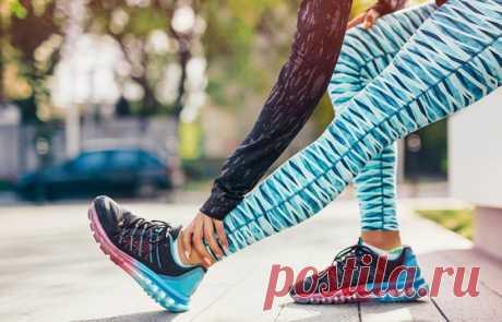 Как укрепить мышцы ног и не навредить суставам
