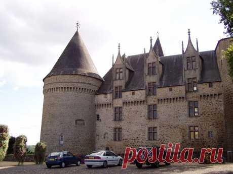 Замки Франции. Часть 6.