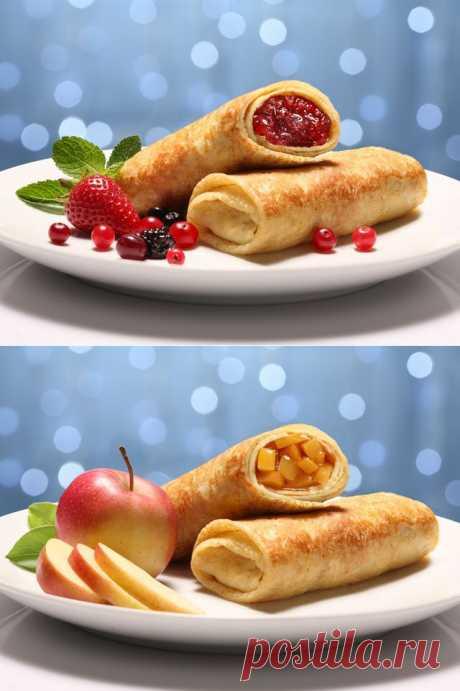 Масленица: рецепты диетических блинов..