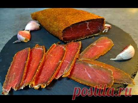 PO-ARMYANSKI PASTRAMI Very simple and tasty recipe from Inga Avak