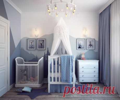 Нужна ли ребенку СВОЯ комната? | flqu.ru - квартирный вопрос. Блог о дизайне, ремонте