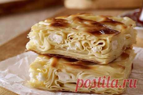 Ачма с творогом Bon Appetit   Лучшие рецепты: Ачма с творогом.Блюдо наивкуснейшее! Угостите друзей, они будут в восторге! Ингредиенты: Лаваш ...