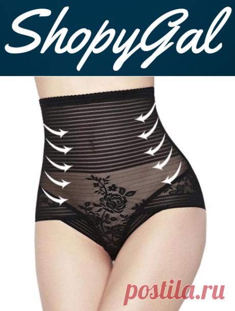 Comfortable Lace Jacquard Breathable Panties | ShopyGal.com