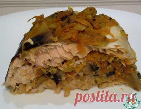 Фаршированная горбуша – кулинарный рецепт