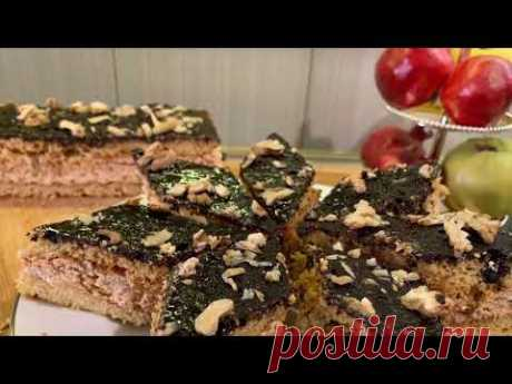 Торт ЭЛЕН с меренгой     Elen cake   Թխվածք Էլեն