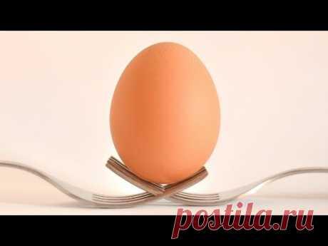 Завтрак из 1 яйца за 2 минуты.Ну очень вкусно!