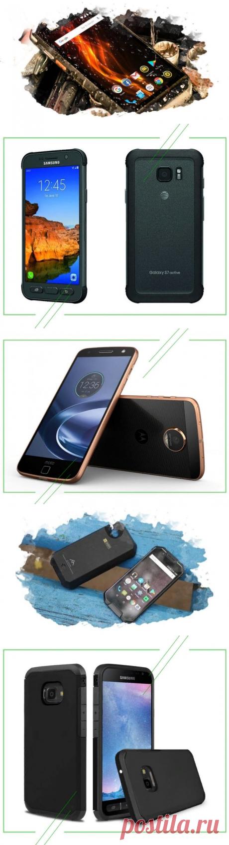 ТОП-7 лучших защищенных смартфонов 2019 года
