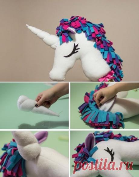 Ideas Creativas y Practicas: DIY: Proyectos de unicornios