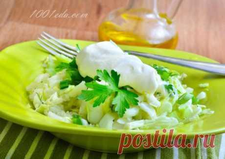 5 рецептов с молодой капустой