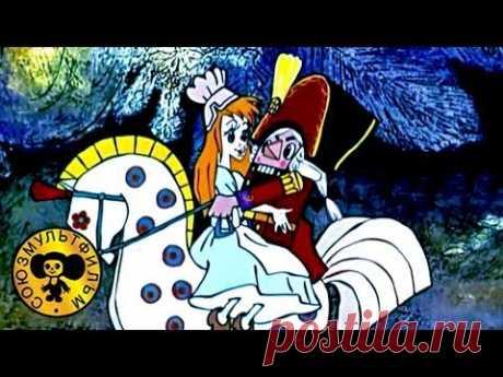 Новогодние мультфильмы - Щелкунчик