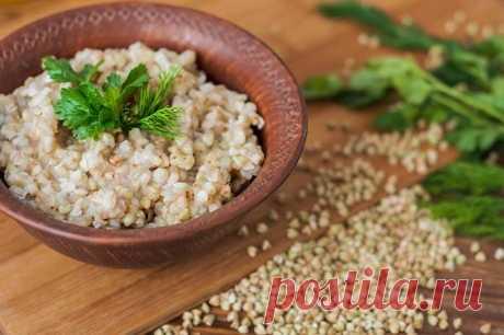 Простая и эффективная кефирно-гречневая диета: минус 5 кг за неделю