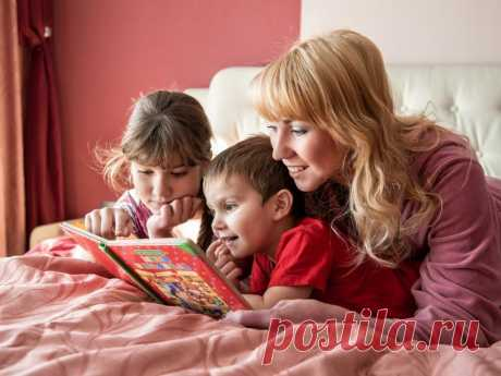 КРАСИВЫЕ, короткие стихи про природу для детей начальной школы   Семья и мама