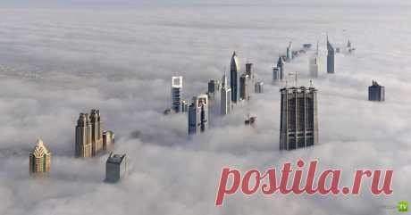 Туман Дубай, ОАЭ