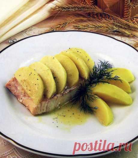 15 оригинальных блюд с яблоками