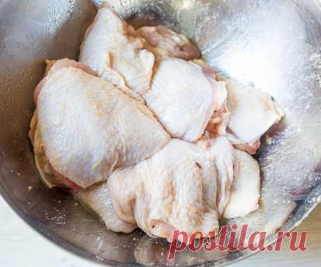 Рецепт пирожков с курицей и сыром на Вкусном Блоге