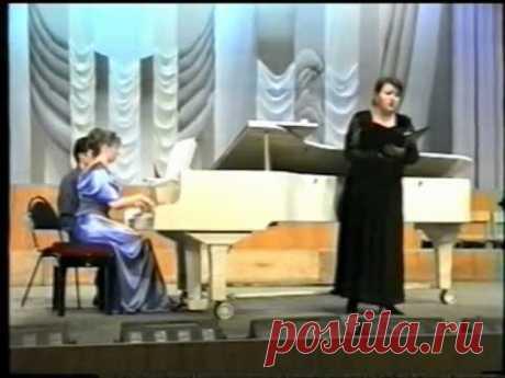 Концерт камерной инструментальной, вокальной и хоровой музыки Владимира Сидорова в большом концертном зале Магнитогорской государственной консерватории 24 февраля 2004 г..