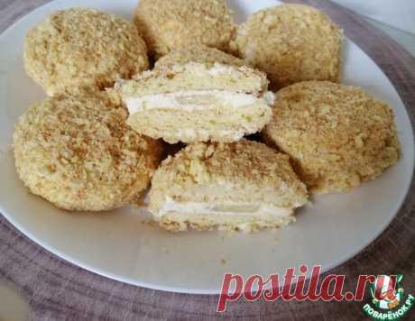 Нежные пирожные – кулинарный рецепт