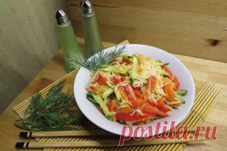 Дайкон по-корейски: рецепт салата из полезнейшей редьки