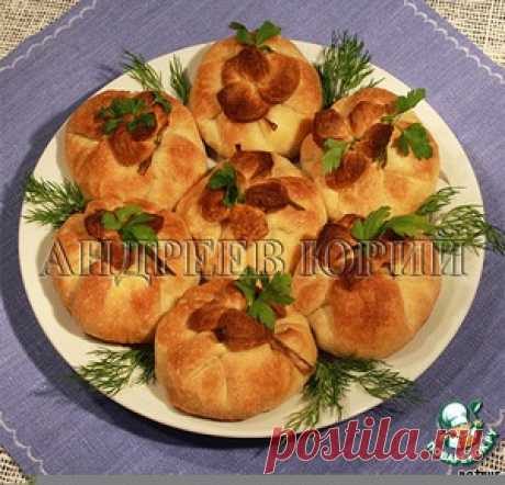 Пастушьи сумочки - кулинарный рецепт