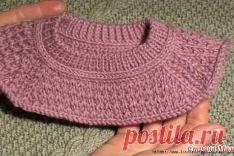 Реглан +полый шнур  #реглан@knit_man, #реглан_спицами@knit_man  Вот интересно, полый шнур... всего-то 3-4 петли, а сколько радости приносит вязальщице. Показать полностью…