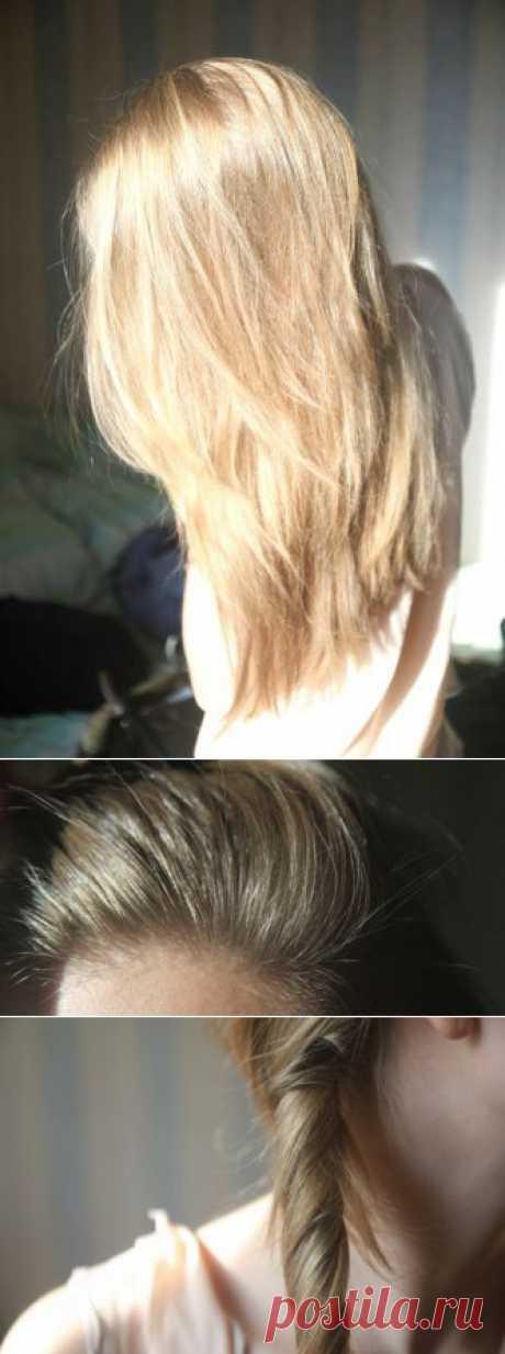 Пара приемов для волос: аромарасчесывание и стимулирование роста — Отзывы о косметике — Косметиста