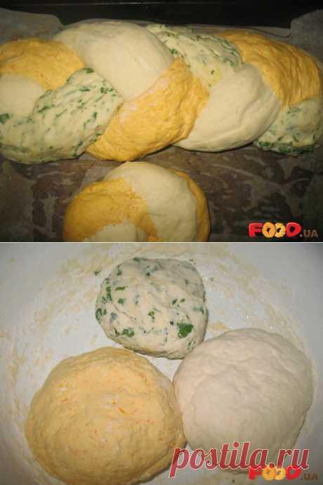 Хлеб-плетенка - Кулинарные рецепты на Food.ua