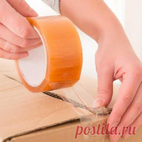 Невероятные способы применения скотча в быту: собираем осколки стекла или ртуть, чистим одежду, удаляем остатки клея