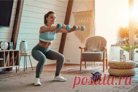 7 лучших упражнений с гантелями для красивых ног. Чтобы накачать ноги, достаточно иметь пару гантелей. 7 лучших упражнений для ног с гантелями и советы для эффективных тренировок
