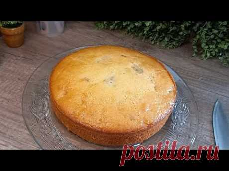 Торт с добрым утром готовится за 5 минут