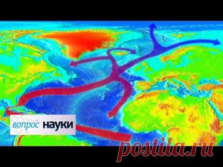 Гольфстрим теряет силу: катастрофа неизбежна?   Вопрос науки с Алексеем Семихатовым