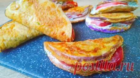 Бесподобная закуска из баклажанов простого приготовления — Кулинарная книга